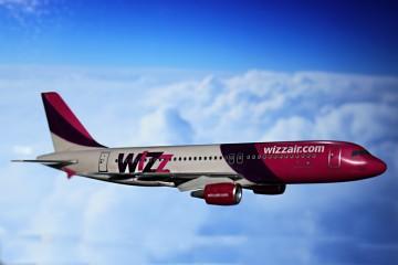 Airbus A320 Wizzair Lz Wza Romantic Dreamer